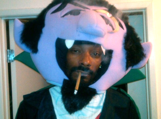 Not a silly hat but a Snoop Dogg Mask
