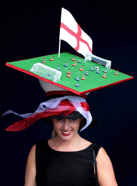 Silly World cup hat
