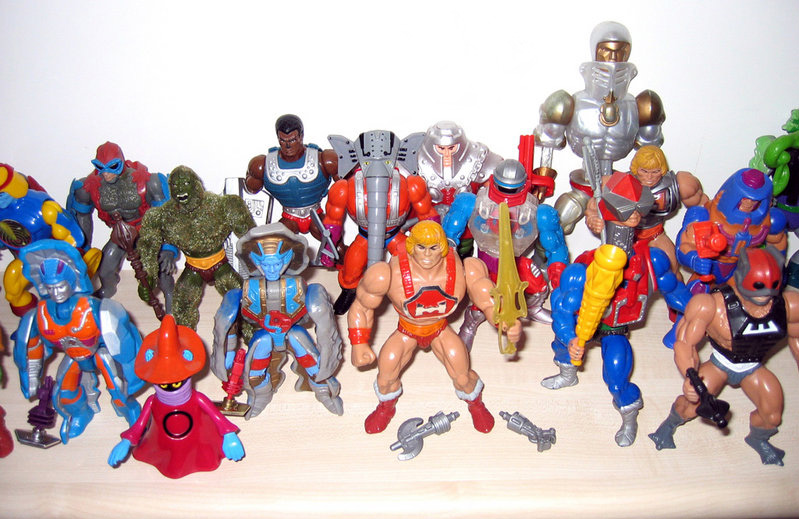Masters of the Universe were one of the best 80s toys ever.