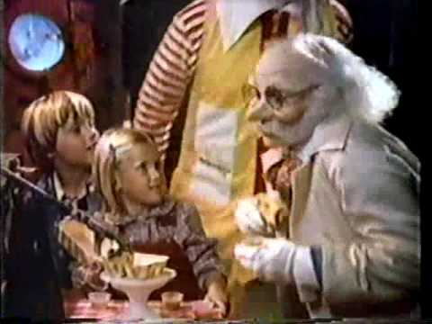 The Professor is one of the McDonald's characters you have never heard of.