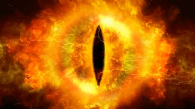 The Eye of Sauron. The Eye of Sauron is one of the iconic movie villains that scared you silly.