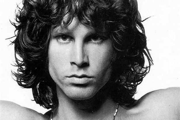 Jim Morrison. Dead at 27. Member of the 27 Club.