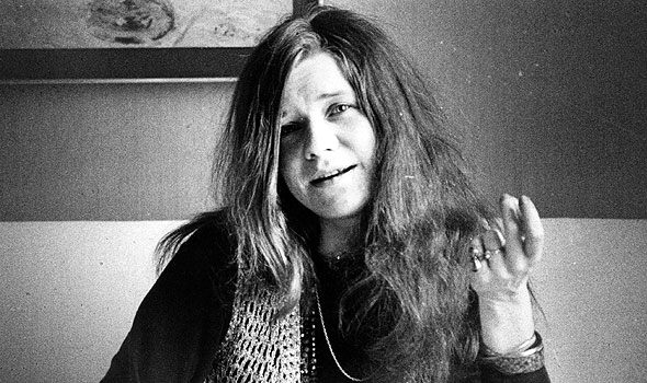 Janis Joplin. Dead at 27. Member of the 27 Club.