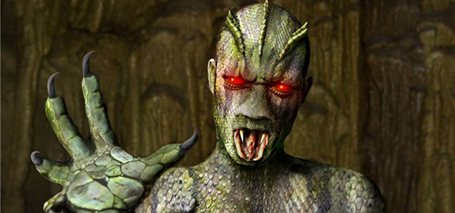 The Lizard Man of Scape Ore Swamp in the U.S. is one of the world's scary creatures that may actually exist.