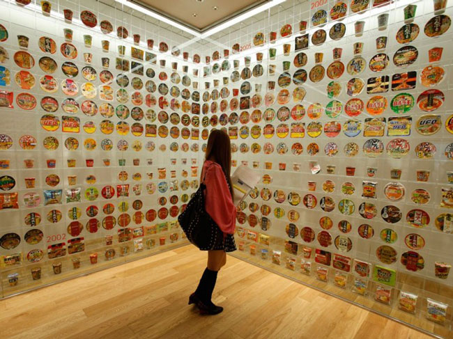 Japan's ramen museum is one of the strangest tourist attractions in the world.