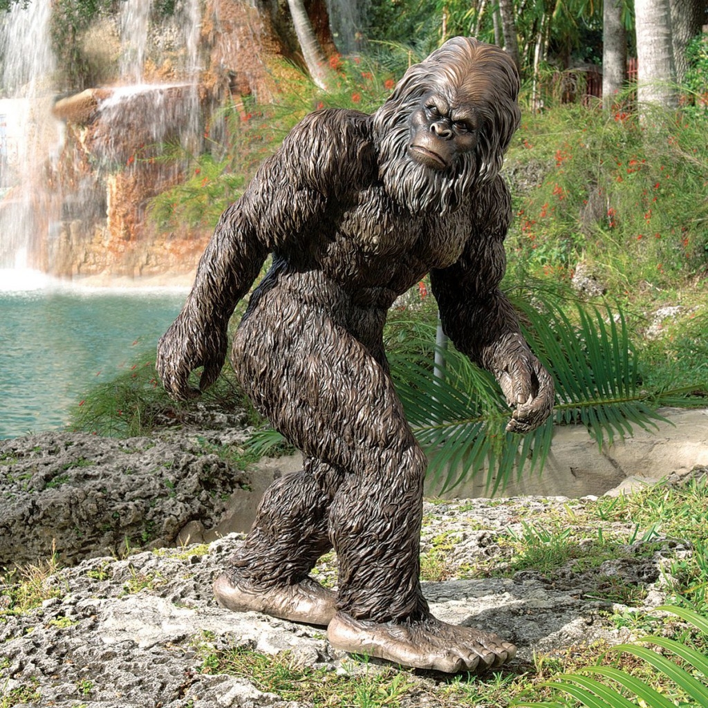 The Australian Yowie is one of the world's scary creatures that may actually exist.