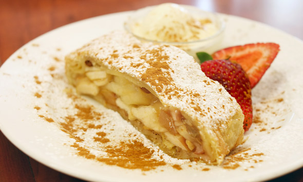 Austrian Apple Strudel is one of the most delicious desserts from around the world.