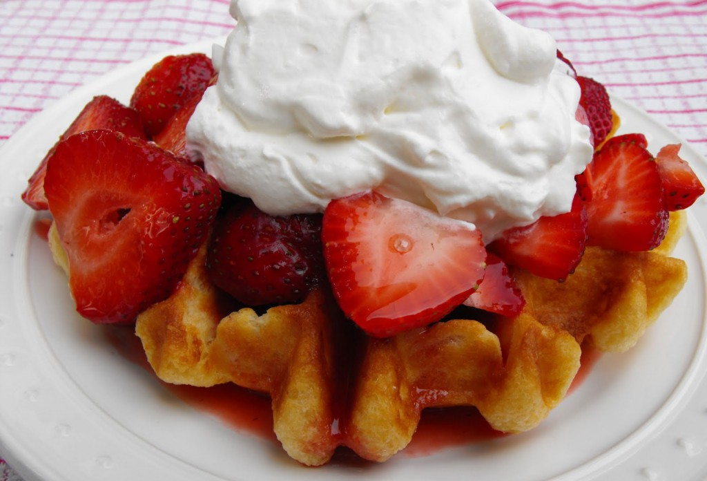 Belgian Waffles are one of the most delicious desserts from around the world.