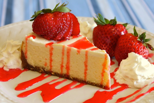 New York Cheese Cake is one of the most delicious desserts from around the world.
