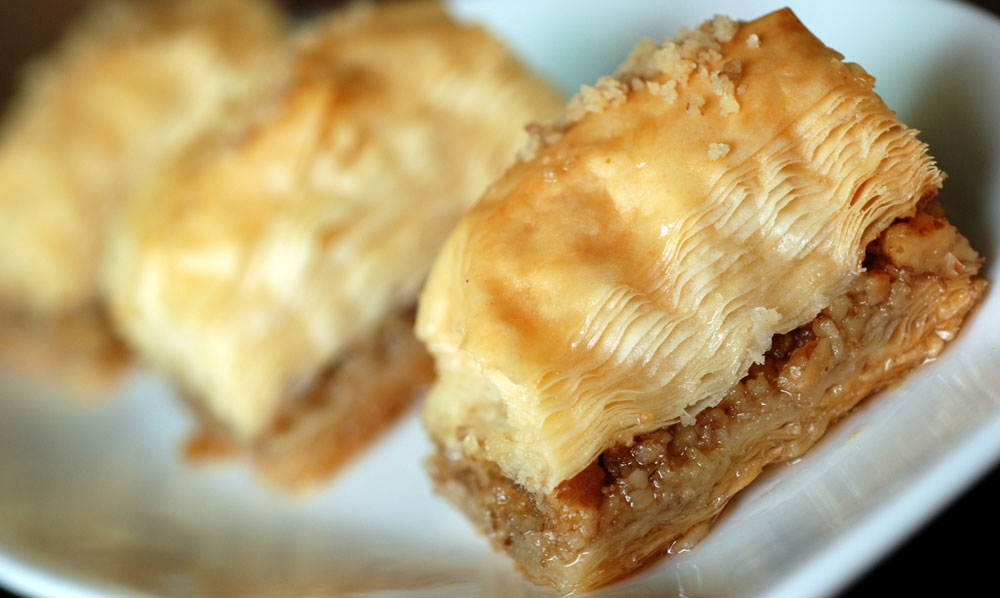 Turkish Baklava is one of the most delicious desserts from around the world.