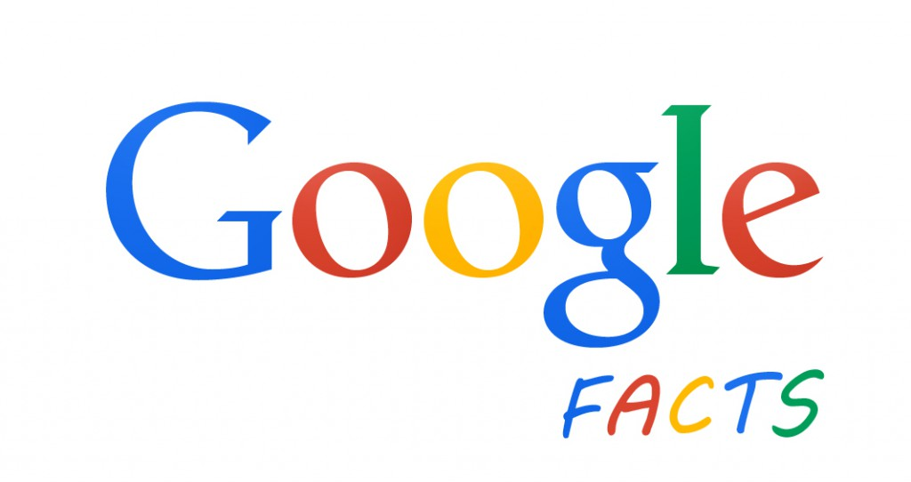 Fun and interesting facts about Google