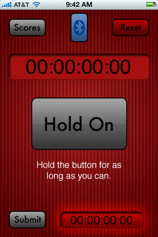 Hold on is a very weird app indeed.