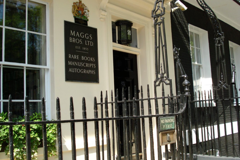 50 Berkeley Square is one of Britain's most haunted places