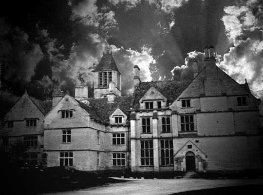 This is one of Britain's Most haunted places