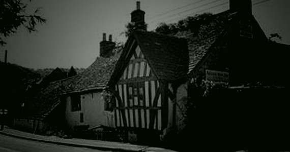 The Ancient Ram Inn is one of Britain's most haunted places