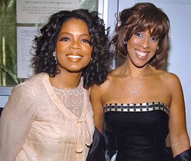 Oprah Winfrey is part of some hilarious celebrity rumours.