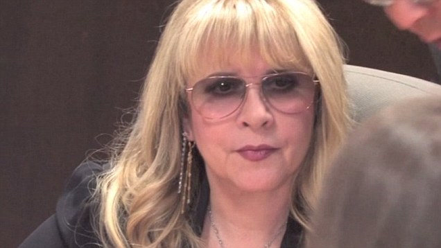 Stevie Nicks was part of some hilarious celebrity rumours.