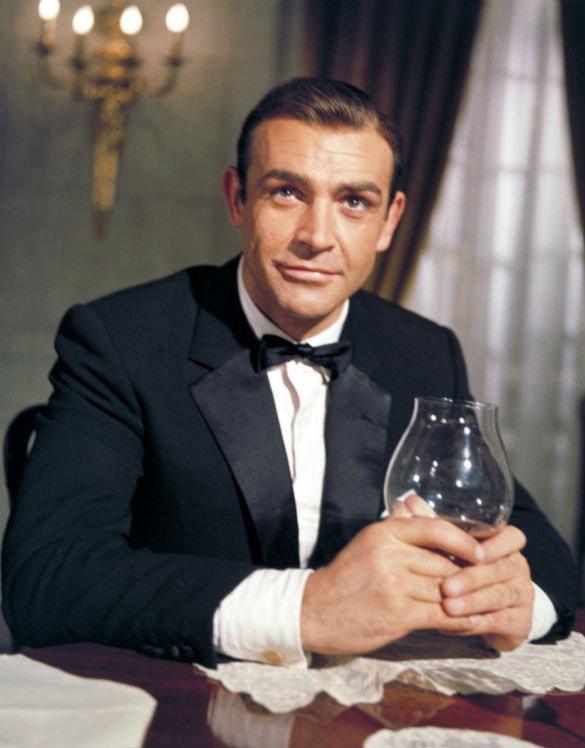 Here are some James Bond facts