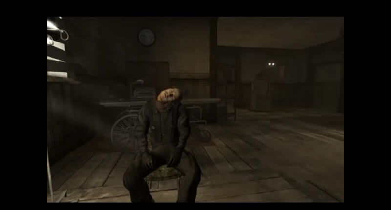 Just one of the creepy video game glitches you have to see to believe