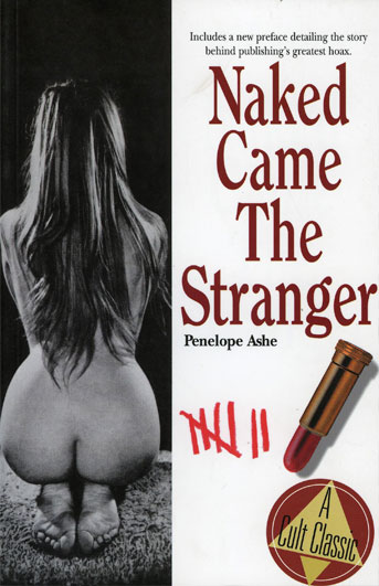 Cover of the novel Naked Came The Stranger - 8 Greatest Hoaxes Of All Time