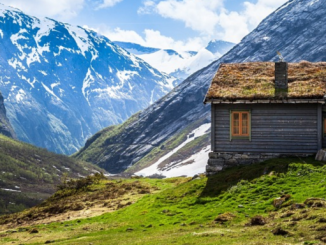 The best log cabins in North America