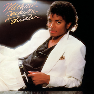 Thriller is the highest selling album of all time.