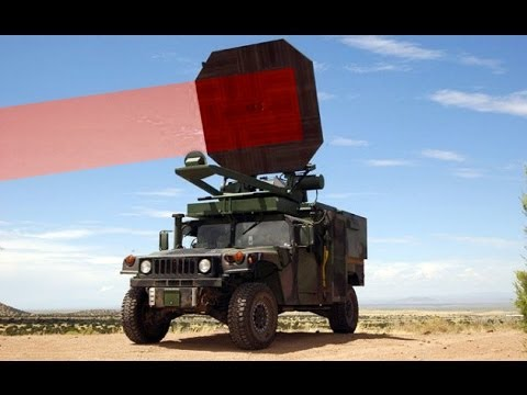 This is a piece of crazy military technology