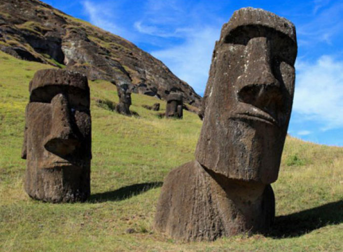 The Easter Island Statues - 10 Unexplainable Mysteries From The Past