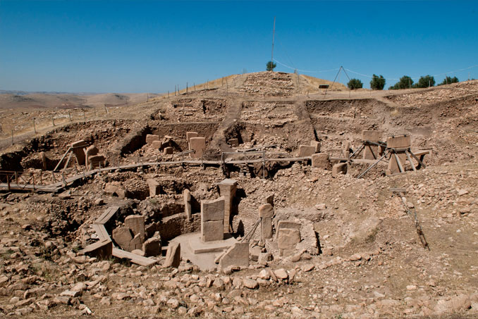 Gobekli Tepe - 10 Unexplainable Mysteries From The Past