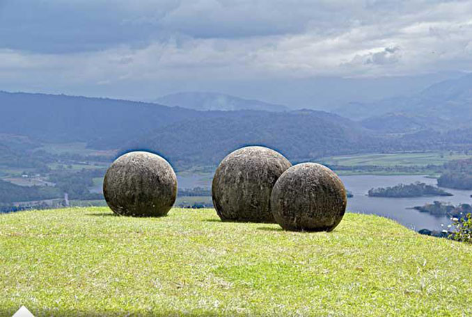 Stone Spheres Of Costa Rica - 10 Unexplainable Mysteries From The Past