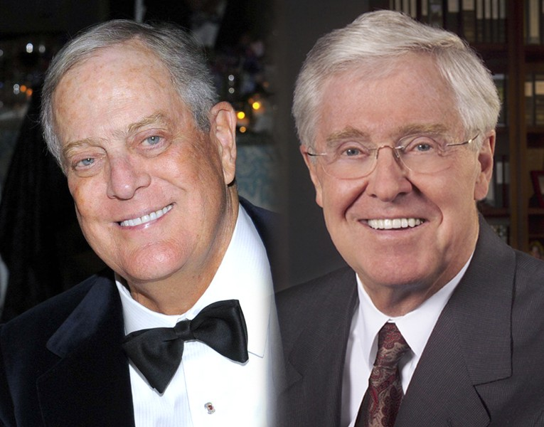 These two are among the richest people on earth