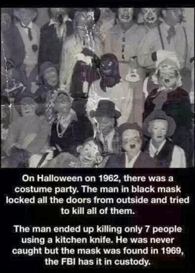 Halloween urban legends