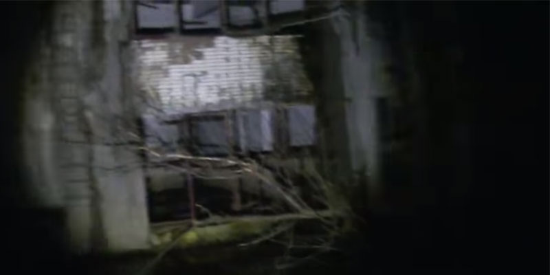 Japan's most haunted places.