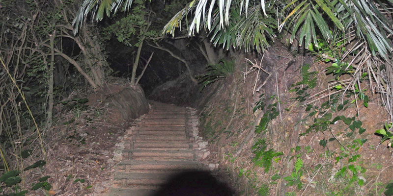 Japan's Most haunted places