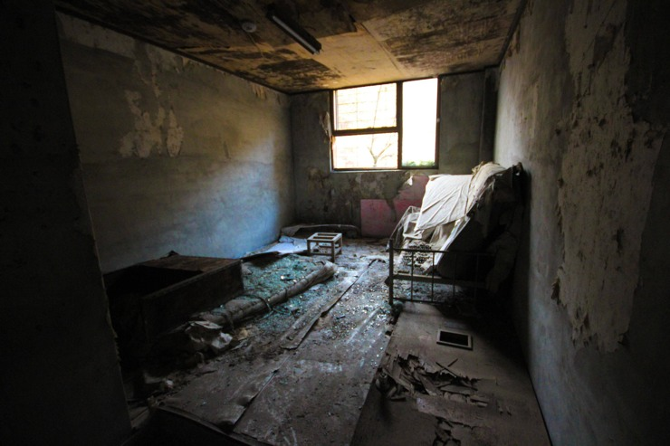 These haunted asylums will give you chills