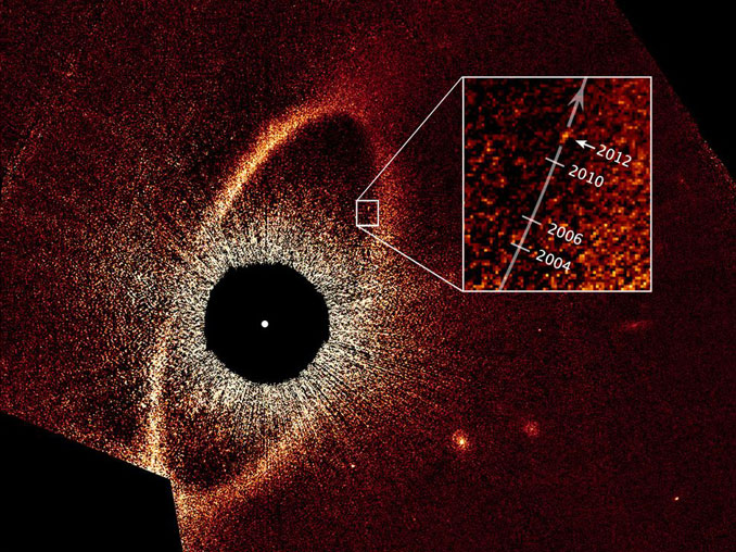 The Fomalhaut System - 10 Mysterious Photos Taken In Space