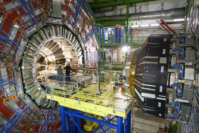 The Large Hadron Collider - 10 Science Experiments That Could Have Ended The World