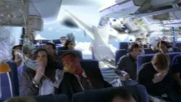 Air France flight 447 had some hoax photos ripped from TV show Lost