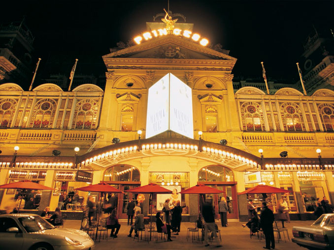 Princess Theatre - 10 MOST Haunted Places in Australia