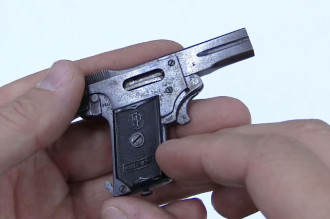 The Kolibri - 10 Strangest Weapons Ever Invented