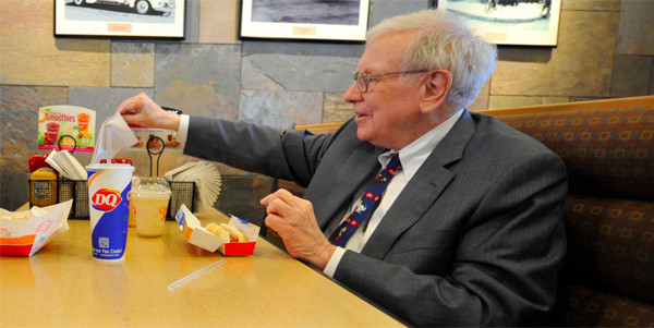These are the most expensive eBay listings and this is lunch with Warren Buffet.