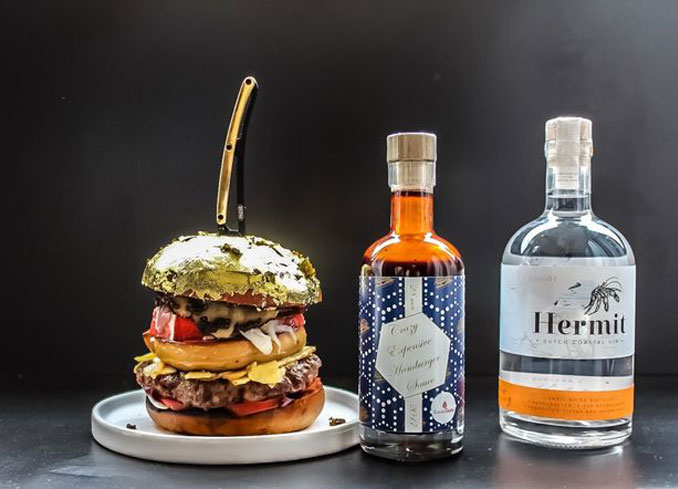 This Is The Worlds Most Expensive Hamburger