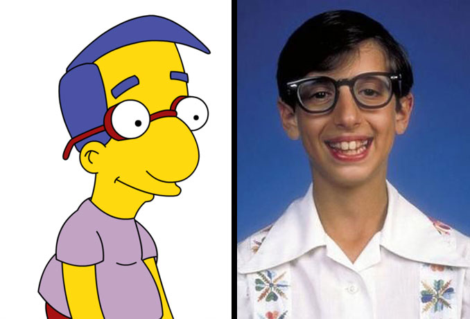 Milhouse and Paul Pfeiffer.