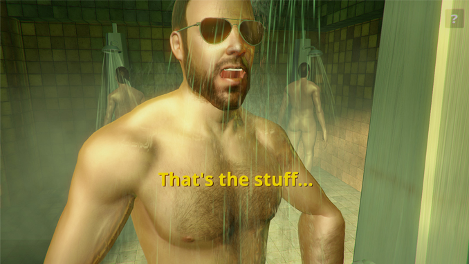 Rinse and Repeat is a very weird video game.