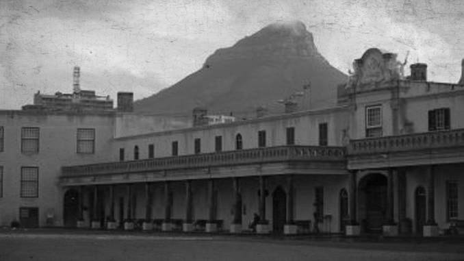 The Castle of Good Hope in South Africa is one of the most haunted buildings in the world.