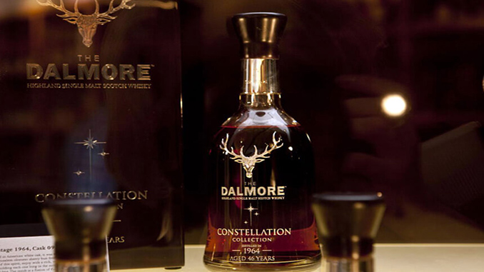 This is one of the most expensive alcohols ever made.