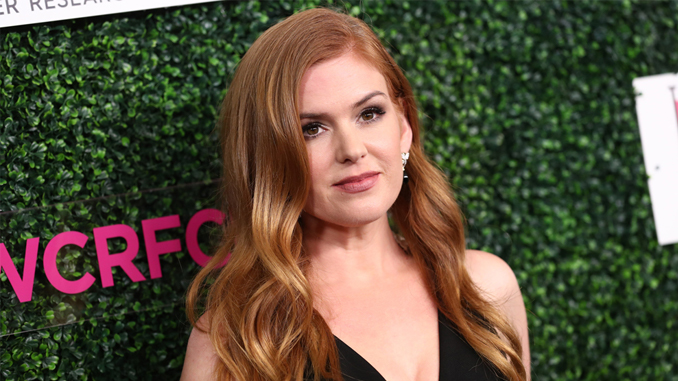 Isla Fisher was nearly killed on set
