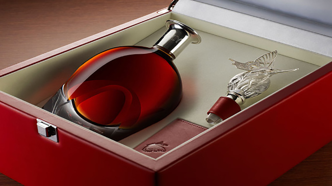 One of the most expensive alcohols ever made