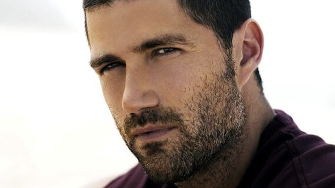 Matthew Fox nearly died on the set of a movie.