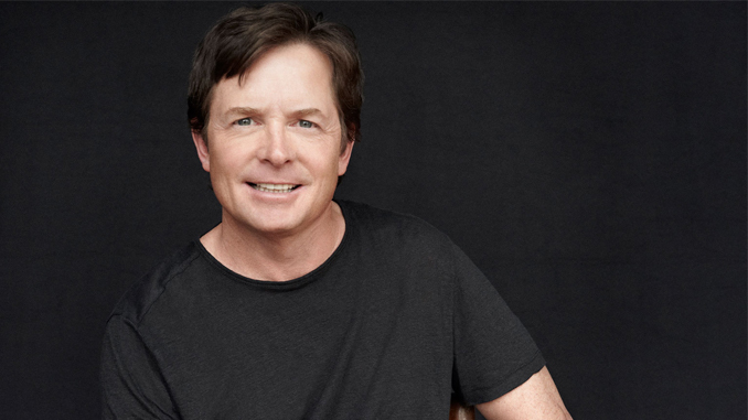 Michael J Fox was badly injured on the set of a film.